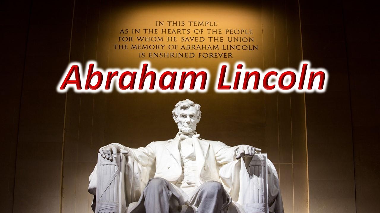 Abraham Lincoln Kata Kata Bijak Tentang Cinta Motivasi Romantis