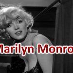 Kata-kata Bijak(Mutiara) Kehidupan dan Motivasi 【Marilyn Monroe】